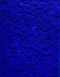 paint the world yves klein blue