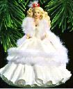 1997 Barbie-Happy Holidays Barbie 2nd CLUB  Hallmark Ornament at Ornament Mall