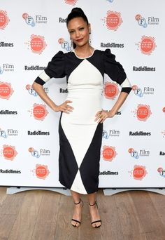 Thandie Newton Needs to Pump it Up at the BFI  Radio Times TV Festival