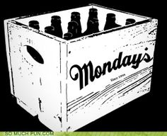 A Case of the Mondays That's a memo I'd like to get!