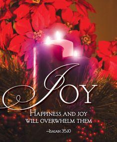 Church Bulletin - Advent - Joy (Pack of Christmas Bible Verses, Christmas Jesus, Christmas Quotes, Christmas Music, Christmas Greetings, Christmas Holidays, Christmas Ideas, Isaiah Bible, Bible Verses Kjv