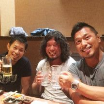naruki doi, yamato and shingo takagi ( i will miss this inside the ring ;( )