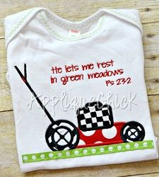Lawn Mower Applique - 2 Sizes! | Spring | Machine Embroidery Designs | SWAKembroidery.com AppliqueChick