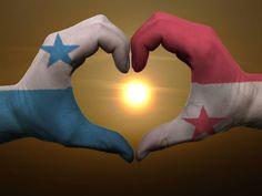We love Panama! Happy Flag Day in our new home country... Feliz Día de la Bandera!