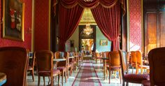 With a strong coffee house culture and tempting variety of cakes, seek solace from the winter at these grand cafes in Budapest