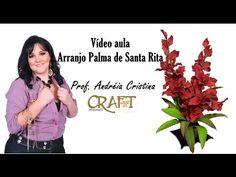 ARRANJO PALMA DE SANTA RITA - Prof. Andréia Cristina