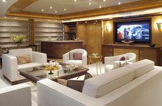 yacht interiors | Leading Company of Mega Yacht Interiors: Mega Yacht Interiors With ...