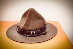Vintage Boy Scouts of America Hat. via Etsy.