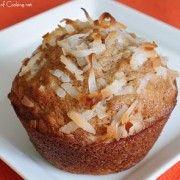 Banana, Coconut, Pineapple muffins! Like a Pina Colada you can eat!!