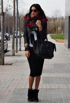 mariachicisimo | Leather jacket | Chicisimo