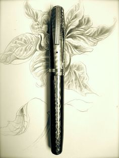Esterbrook Fountain Pen -- I own 3 vintage Esties and they are a joy to write with.