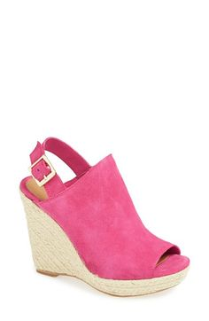 Steve Madden 'Corizon' Wedge Sandal available at #Nordstrom