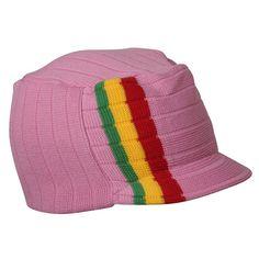 Disel Beanie Visors-Pink RYG