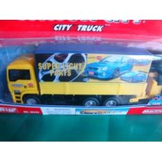 Camion Top Speed 1/50