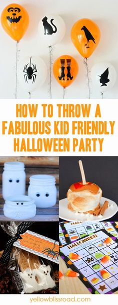 15 Frightfully Fun DIY Halloween Decorations Pinterest Halloween - homemade halloween decorations kids