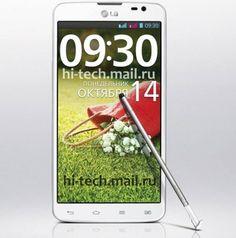 LG G Pro Lite, Layar 5,5 Inci Lengkap Dengan Stylus Pen