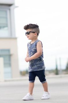 Trendy And Cute Toddler Boy Haircuts Your Kids Will Lovel 30 Stylish Boy Haircuts, Cute Toddler Boy Haircuts, Toddler Boys, Outfits Niños, Baby Boy Outfits, Kids Outfits, Fall Outfits, Little Boy Fashion, Toddler Boy Fashion