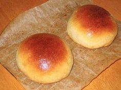 Receita de Pão de batata recheado com requeijão
