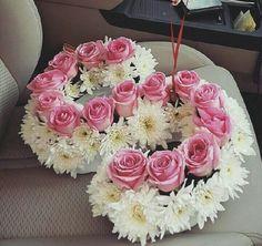 حروف الورد