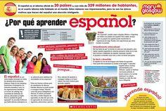 ¿Por qué aprender español? Plus