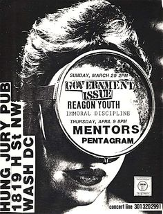 Government Issue, Reagan Youth