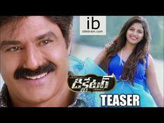 Dictator Telugu Cinema Teaser | Nandamuri Balakrishna, Anjali, Sonal Chauhan