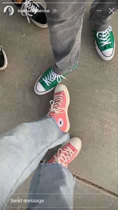 Dr Shoes, Swag Shoes, Hype Shoes, Me Too Shoes, Pink Shoes, Green Shoes, Aesthetic Shoes, Aesthetic Clothes, Mode Converse