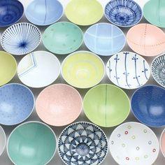 平形めし茶碗-佐賀