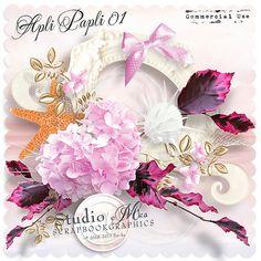 Apli Papli - CU products - available at Scrapbookgraphics.com  http://shop.scrapbookgraphics.com/em-ka-Designs/