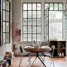 """Inspiratie voor de woontrend """"De Industriële Trend"""". Lees er meer over op http://100procentkast.nl/blog/de-industriele-trend/"""