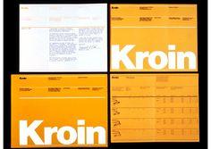 Massimo Vignelli – Kroin