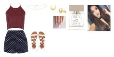 """Tuesday"" by isabellasmall on Polyvore featuring Zizzi, Billabong, Bella Freud, Dinny Hall and Lipsy"