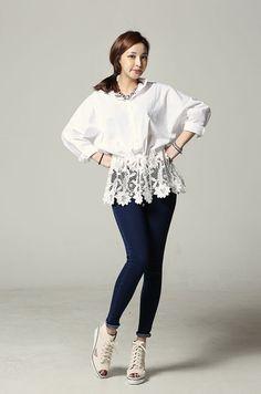 Best brand SARAH aka street fashion casual ♫itsmestyle.com♫ #pretty