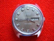 RARE Vintage Swiss Made Wrist Watch ALPINA Sea Stronng  Movement Eta 2789