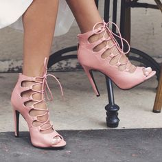 fc6810a96bb99b 105 Best Lace up heels images