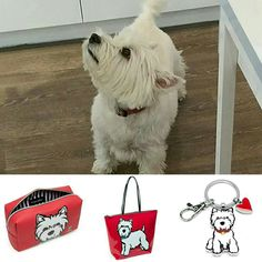 Westie gifts online at www.twowoofs.co.uk