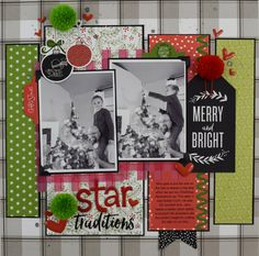 Illustrated Faith CHRISTmas Collection | Star Traditions by Becki Adams