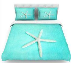 Starfish Duvet