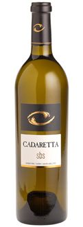 Cadaretta 2011 SBS is a Bordeaux-style blend of Sauvignon Blanc and Semillon grapes