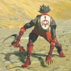 Image result for zelda breath of the wild yiga clan