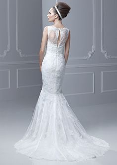 4c2573c3013 Enzoani 2013 Blue Collection At