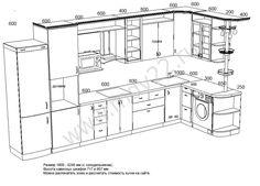 размер кухни в классическом стиле - Поиск в Google