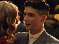 Tommy and Grace Dancing. Peaky Blinders Series, Peaky Blinders Thomas, Peaky Blinders Quotes, Cillian Murphy Peaky Blinders, Boardwalk Empire, Movie List, Movie Tv, Alfie Solomons, Steven Knight