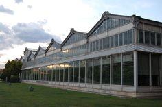 Palacio de Cristal de la Arganzuela (Invernadero)