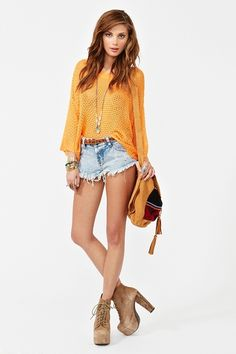 Beach day knit