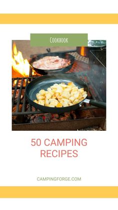 Do you love the great outdoors? Then this is the eBook for you. In it, we've compiled 50 recipes that are perfect for your next camping adventure - from breakfast to dessert! All the best recipes gathered into one place so you don't have to go through dozens of websites for inspiration. Camping Meals, Go Camping, Camping Hacks, Outdoor Camping, Camping Essentials, Budget Travel, Good Food, Outdoors, Adventure