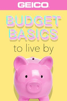 Budgeting is tough, especially when you think about all those bills. Read how to sharpen your focus, scale back spending and achieve your dreams on GEICO More. You could be well on your way to feeling secure—just like Chris and his wife in this article. Money Tips, Money Saving Tips, Finance Definition, Financial Organization, Finance Jobs, Financial Tips, Financial Peace, Living On A Budget