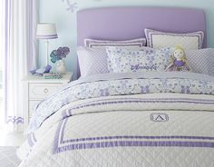 super cute, classic without being frilly - I love the Pottery Barn Kids Ivy Butterfly on potterybarnkids.com