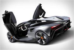 ❦ Lamborghini Perdigon Concept