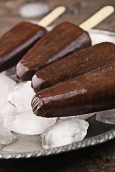 Kraina Sosny: sorbet czekoladowy